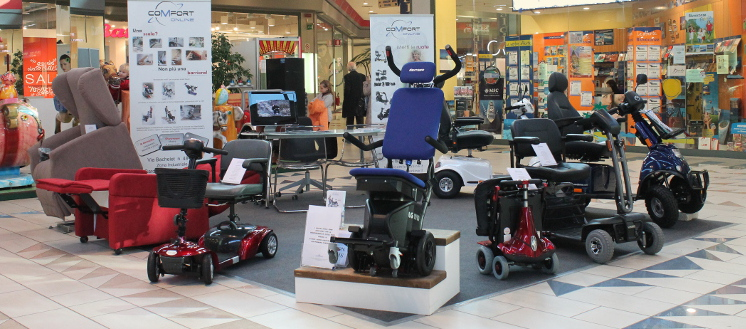 Montascale mobili, ausili per disabili, comfort online